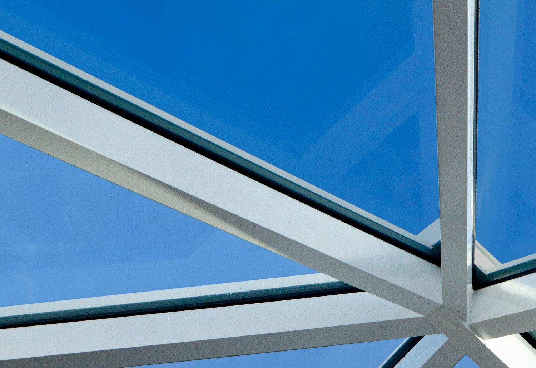 Pilkington Activ Blue Glass