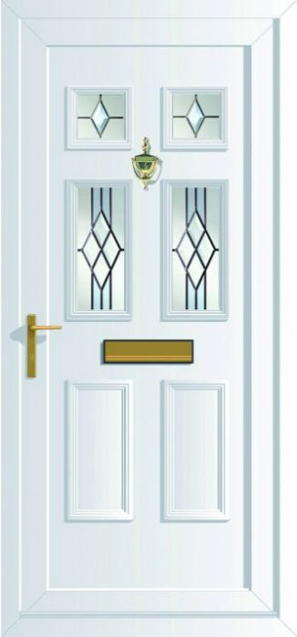 Edwardian 4 with Double Bevelled Glass